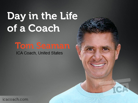 Interview with ICA Coach, Tom Seaman
