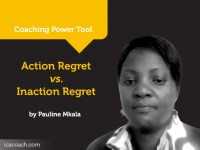 Power Tool: Action Regret vs. Inaction Regret