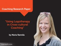Research Paper: Using Logotherapy in Cross-Cultural Coaching