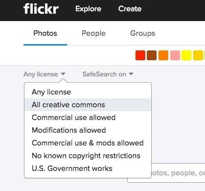 business express tips - flickr screenshot