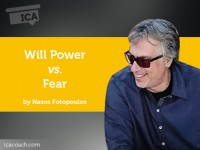 Power Tool: Willpower vs. Fear
