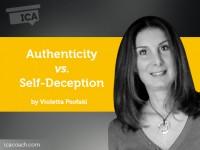 Power Tool: Authenticity vs. Self-Deception