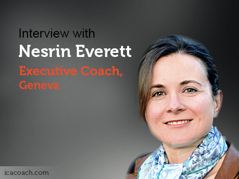 Interview with ICA Coach, Nesrin Everett