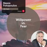 Power Tool: Willpower vs. Fear