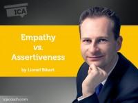 Power tool: Empathy vs. Assertiveness