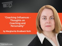 Research Paper: Coaching Influences – Thoughts on Coaching and Personality