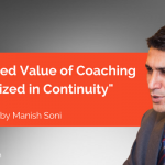 Research Paper: Enhanced Value of Coaching Realized in Continuity