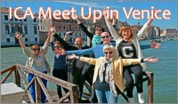 Venice Proves Perfect Setting for ICA Meet Up