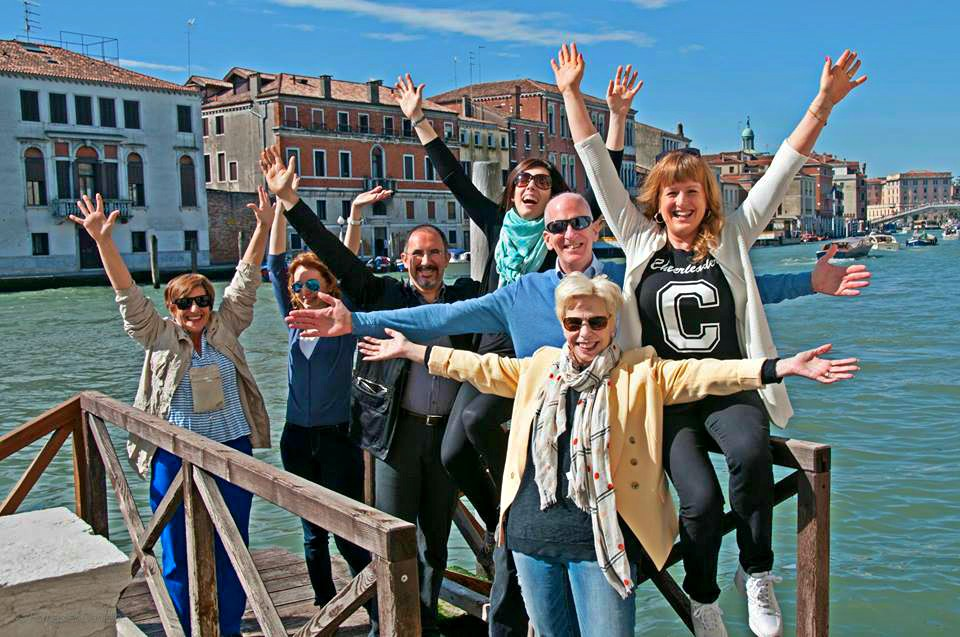become a coach in italy