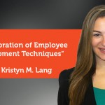 Research Paper: Coaching for Success: An Exploration of Employee Development Techniques