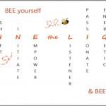 Coaching Model: Bee Yourself & Bee Action