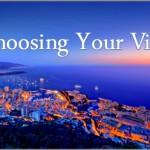Coaching Model: Choosing Your Vista