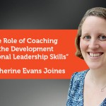 Research Paper: The Role of Coaching in the Development of Personal Leadership Skills