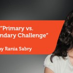Research Paper: Primary vs. Secondary Challenge