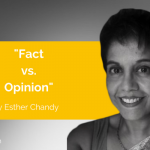 Power Tool: Fact vs. Opinion/Belief