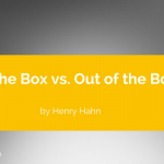 Power Tool: In the Box vs. Out of the Box