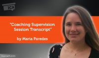 Research Paper: Coaching Supervision Session Transcript