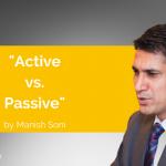 Power Tool: Active vs. Passive