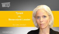 Power Tool: Tyrant vs. Benevolent Leader