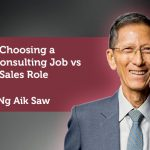 Coaching Case Study: On Choosing a Similar Consulting Job vs a Sales Role