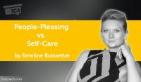 Power Tool: People-Pleasing vs. Self-Care