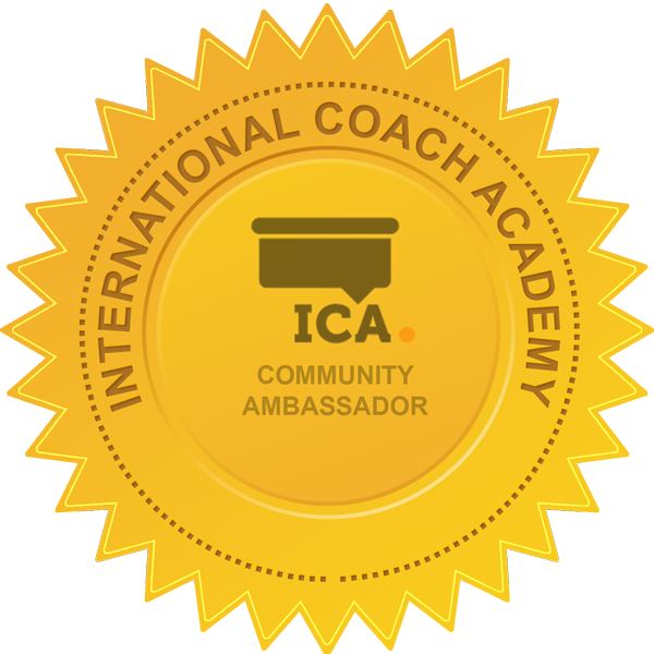 International Coach Academy Coach Training Ambassador