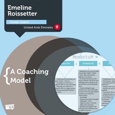 MomentuM Equation Career Coaching Model Emeline Roissetter