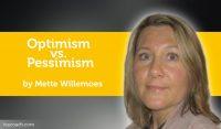 Power Tool: Optimism vs. Pessimism