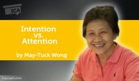 Power Tool: Intention vs. Attention