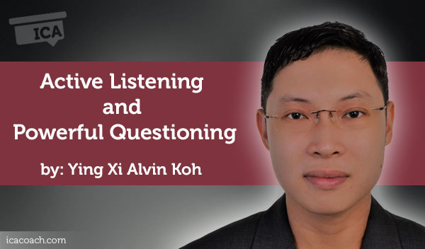 active listening case study Coaching case study by ying xi alvin koh (career coach, singapore) the case study consisted of one main player as a coach jason during the coaching session.