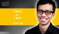Power Tool: I Want vs. I Will
