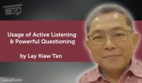 Coaching Case Study: Usage of Active Listening & Powerful Questioning