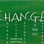 Coaching Model: C.H.A.N.G.E.