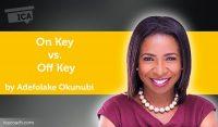Power Tool: On Key vs. Off Key