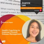 Research Paper: Health Coaching to Improve Chronic Disease Management