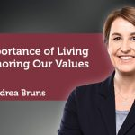 Coaching Case Study:  The Importance of Living and Honoring Our Values