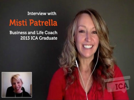 Interview with ICA Coach, Misti Patrella