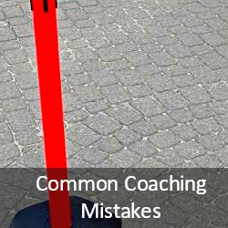 Ep #03: Common Coaching Mistakes