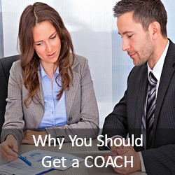 Ep #08: Why You Should Get a Coach