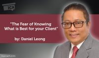 Coaching Case Study: The Fear of Knowing What is Best for your Client