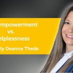 Power Tool: Self-Empowerment vs. Helplessness