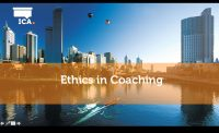 Ethics on coaching is more than just a statement