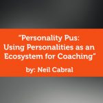 Research Paper: Personality Pus: Using Personalities as an Ecosystem for Coaching