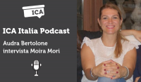 ICA Italia Podcast Moira Mori