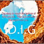 Coaching Model: D.I.G