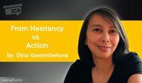 Dina Kassymbekova Power Tools