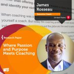Research Paper: Where Passion and Purpose Meets Coaching