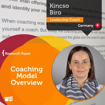 Coaching Models Overview Kincso Biro_Coaching_Research_Paper