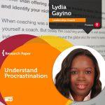 Research Paper: Understand Procrastination