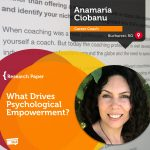Research Paper: What Drives Psychological Empowerment?